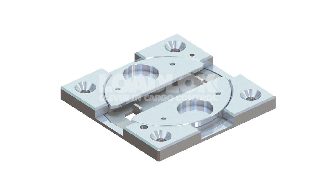 5068 Alu Turntable for 5066 Track