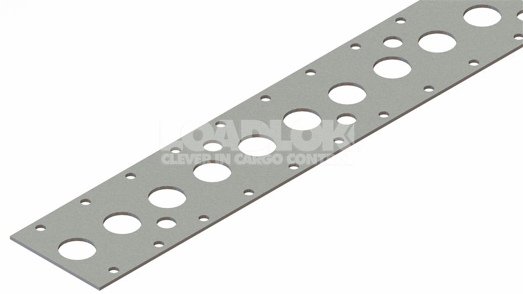 1805 2.5mm Stainless 430 Track 3009mm