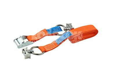 25mm 175kg Buckle Strap w/ Fitting 0,75m
