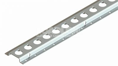 1806 2mm Stainless 430 Track 3034mm