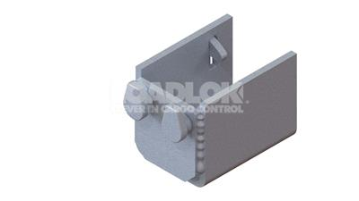 Load Bar Cup to Suit 60x40 Beam Z/P Clip
