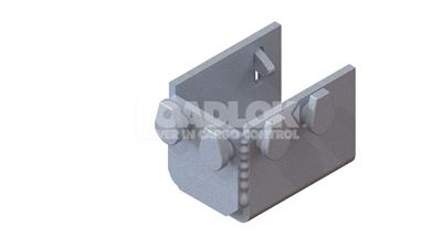 Load Bar Cup to Suit 60x40mm Beam Z/P