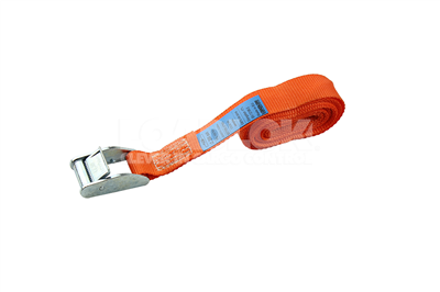 25mm 350kg Cam Buckle Strap 3m